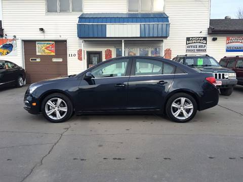2016 Chevrolet Cruze Limited for sale at Twin City Motors in Grand Forks ND