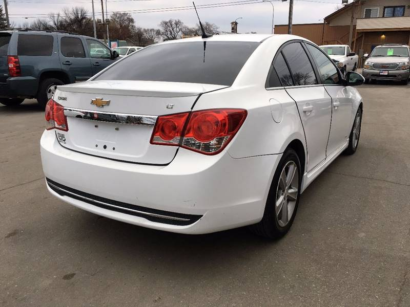 2012 Chevrolet Cruze for sale at Twin City Motors in Grand Forks ND
