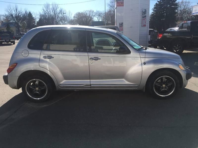 2001 Chrysler PT Cruiser for sale at Twin City Motors in Grand Forks ND