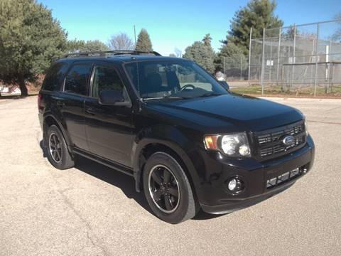 Ford escape for sale in saint joseph mo for Car city motors st joseph mo
