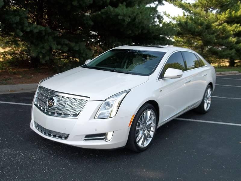 2013 Cadillac Xts Platinum Collection 4dr Sedan In Saint