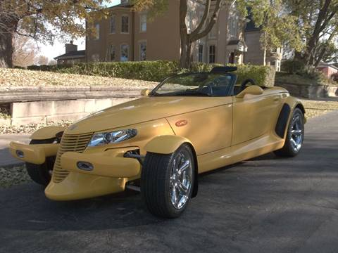 2000 Plymouth Prowler for sale in Saint Joseph, MO