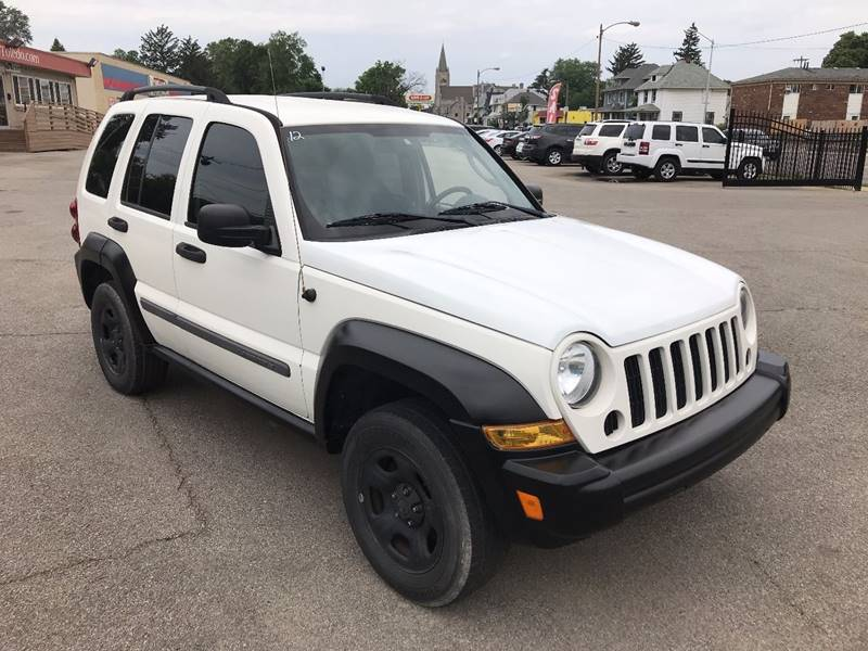 2005 Jeep Liberty For Sale At Max Auto In Toledo OH