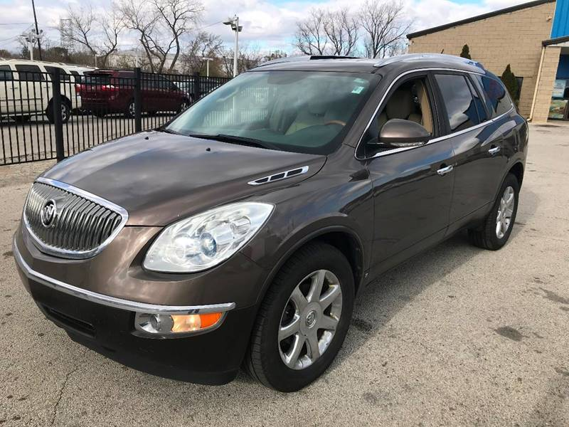 buick awd location wa used for in cars enclave sale seattle cxl listings lynnwood