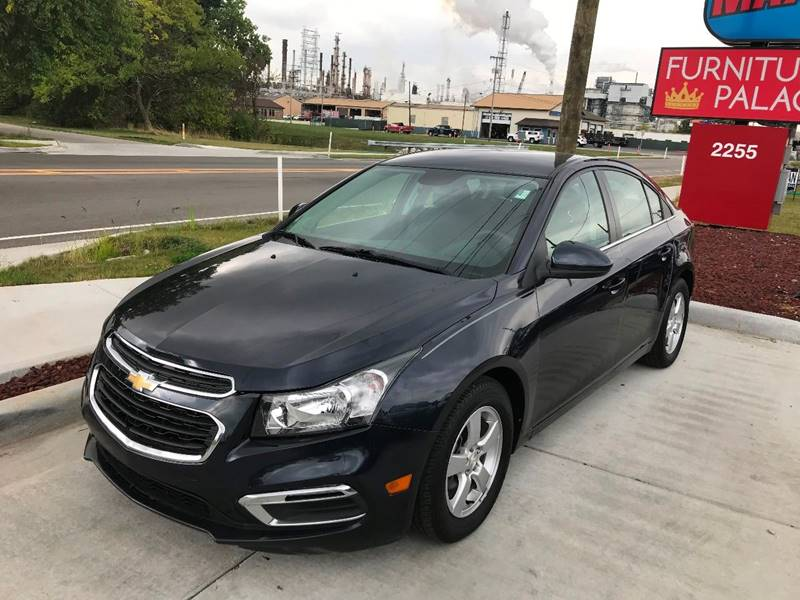 2016 chevrolet cruze limited 1lt auto in toledo oh max auto. Black Bedroom Furniture Sets. Home Design Ideas