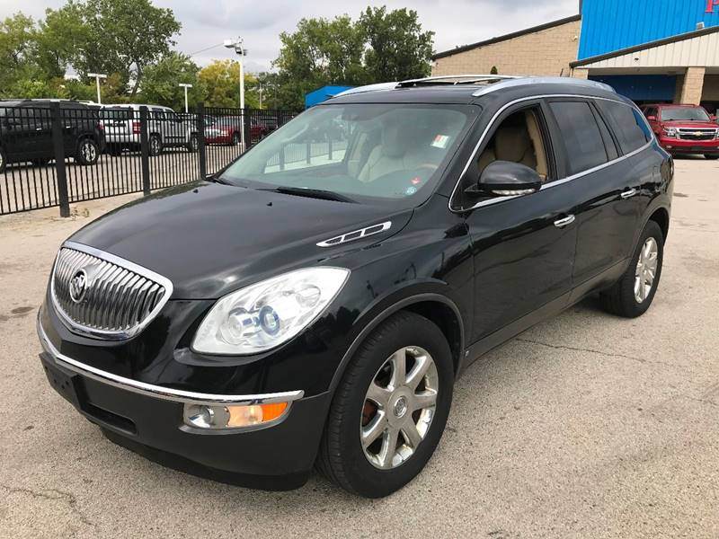 sale chicago buy a for buick cxl inventory car enclave