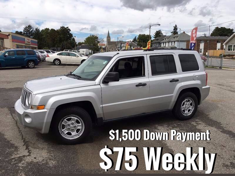 2008 Jeep Patriot For Sale At Max Auto In Toledo OH