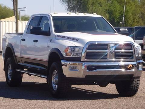2010 Dodge Ram Pickup 2500 for sale in Phoenix, AZ