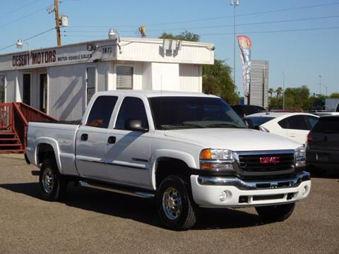 2006 GMC Sierra 2500HD for sale in Phoenix, AZ