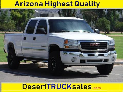 2006 GMC Sierra 2500HD for sale in Phoenix, AZ