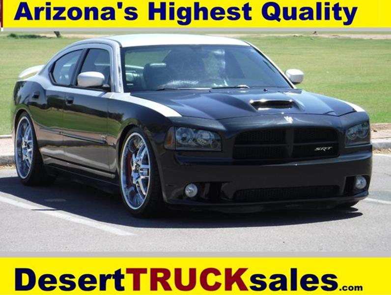 2006 Dodge Charger Srt 8 In Phoenix Az Desert Trucks