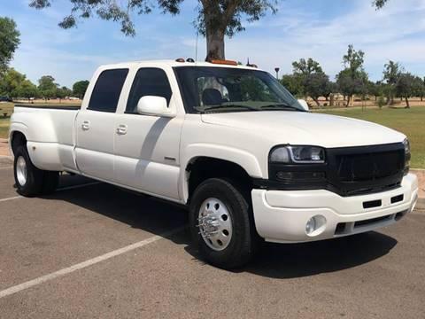 2004 GMC Sierra 3500 for sale in Phoenix, AZ