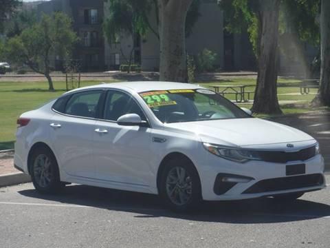 2019 Kia Optima for sale in Phoenix, AZ
