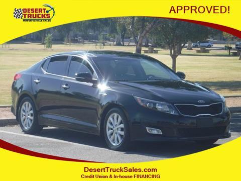 2015 Kia Optima for sale in Phoenix, AZ