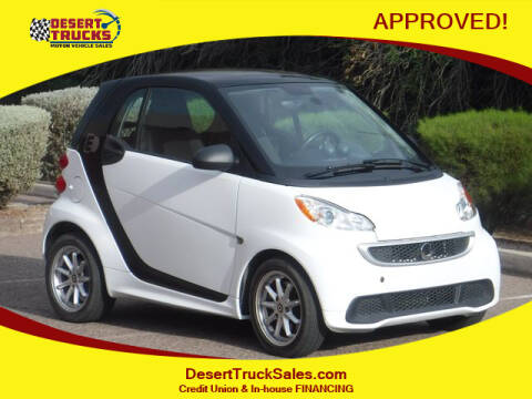 2016 Smart fortwo electric drive for sale in Phoenix, AZ