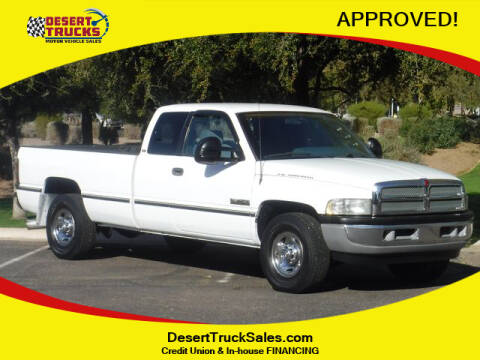 1997 Dodge Ram Pickup 2500 for sale at Desert Trucks in Phoenix AZ