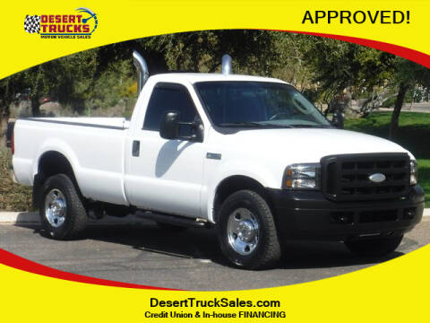 2006 Ford F-350 Super Duty for sale at Desert Trucks in Phoenix AZ