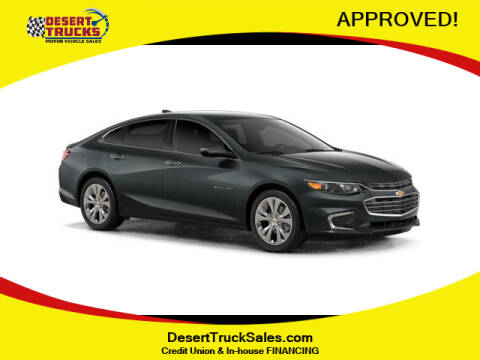 2017 Chevrolet Malibu LS for sale at Desert Trucks in Phoenix AZ