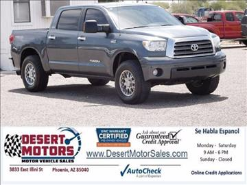 2008 Toyota Tundra for sale in Phoenix, AZ