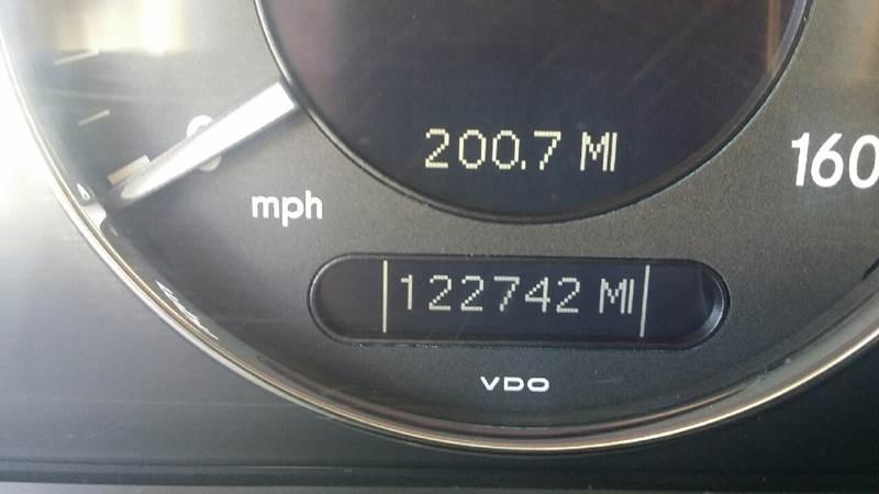 2004 Mercedes-Benz E-Class for sale at Auto World Auto Sales in Modesto CA