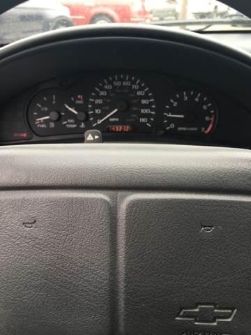 2002 Chevrolet Cavalier for sale at Auto World Auto Sales in Modesto CA