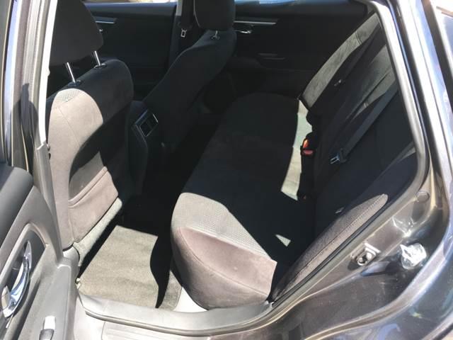 2014 Nissan Altima for sale at Auto World Auto Sales in Modesto CA
