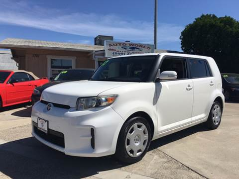 2012 Scion xB for sale at Auto World Auto Sales in Modesto CA