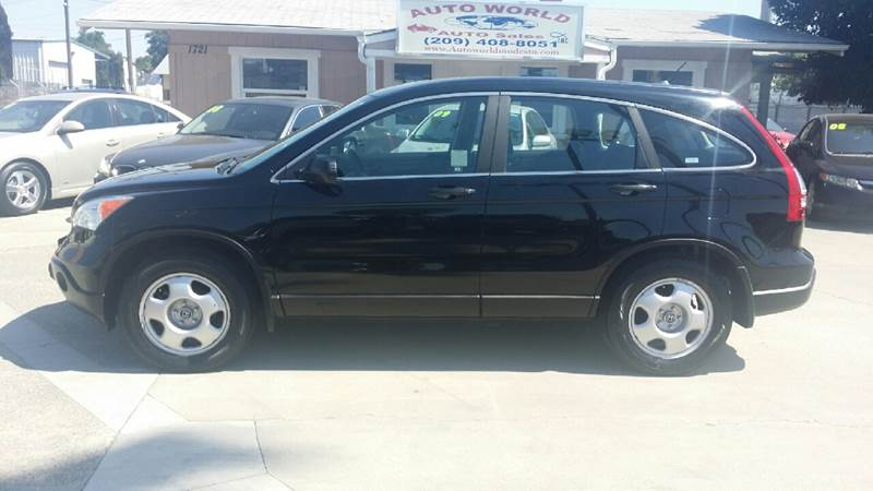 2009 Honda CR-V for sale at Auto World Auto Sales in Modesto CA