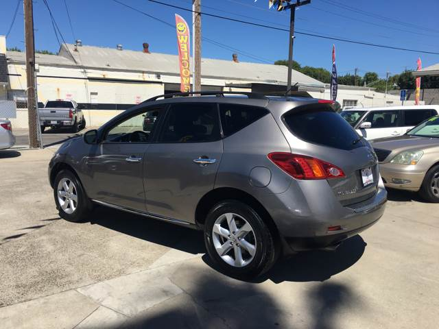 2009 Nissan Murano for sale at Auto World Auto Sales in Modesto CA