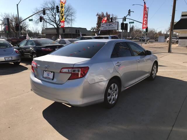 2013 Toyota Camry for sale at Auto World Auto Sales in Modesto CA