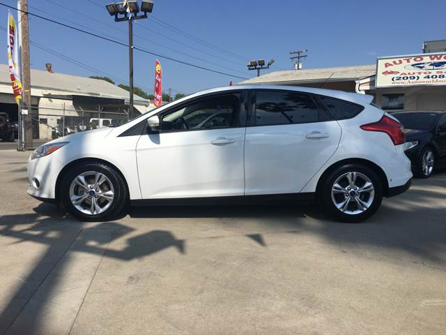 2013 Ford Focus for sale at Auto World Auto Sales in Modesto CA