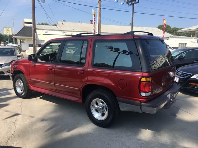 1997 Ford Explorer for sale at Auto World Auto Sales in Modesto CA