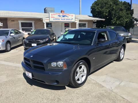 2008 Dodge Charger for sale at Auto World Auto Sales in Modesto CA