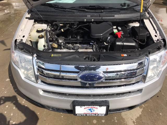 2010 Ford Edge for sale at Auto World Auto Sales in Modesto CA