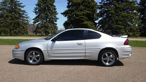 2004 Pontiac Grand Am for sale in Goodrich, MI