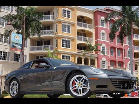 2007 Ferrari 612 Scaglietti for sale in Naples FL