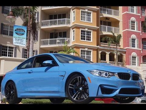 2015 BMW M4 for sale in Naples, FL