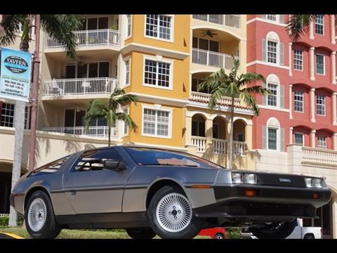 1983 DeLorean DMC-12 for sale in Naples, FL