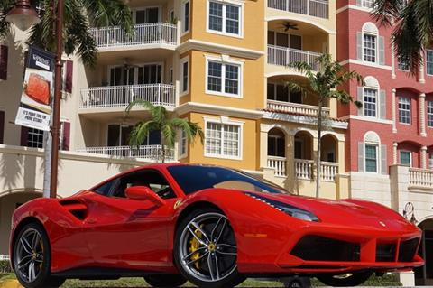 2018 Ferrari 488 GTB for sale in Naples, FL