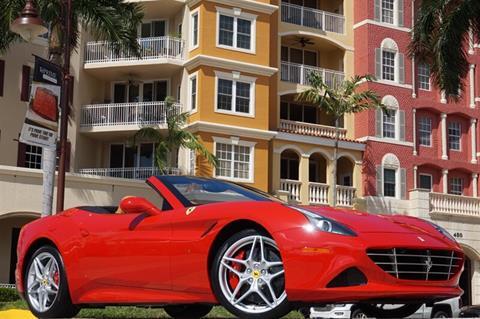 2015 Ferrari California T for sale in Naples, FL