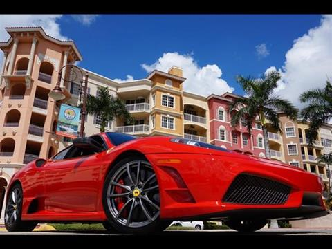 2008 Ferrari 430 Scuderia for sale in Naples FL