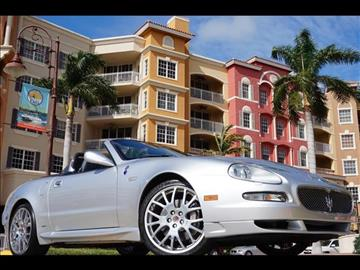 2005 Maserati Spyder for sale in Naples, FL