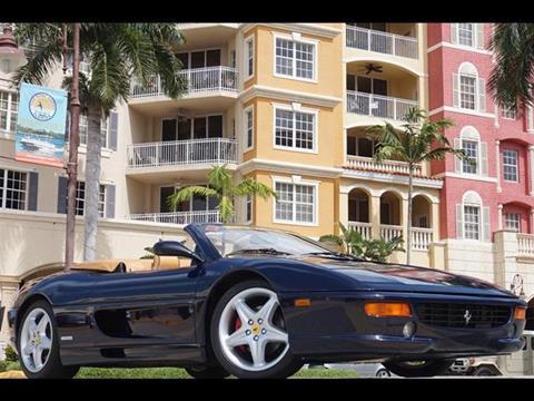 1999 Ferrari 355 for sale in Naples, FL