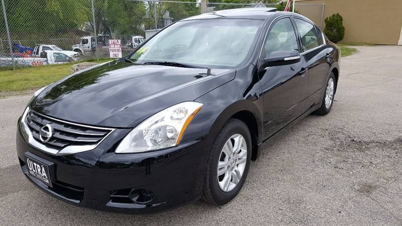 2012 Nissan Altima 2.5 SL 4dr Sedan - North Attleboro MA