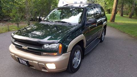 2004 Chevrolet TrailBlazer for sale at Ultra Auto Center in North Attleboro MA