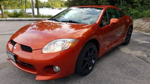 2006 Mitsubishi Eclipse for sale at Ultra Auto Center in North Attleboro MA