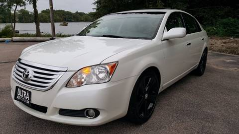 2008 Toyota Avalon for sale at Ultra Auto Center in North Attleboro MA