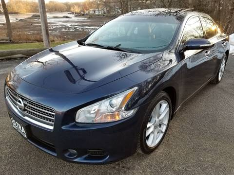 2009 Nissan Maxima for sale at Ultra Auto Center in North Attleboro MA