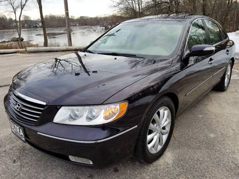 2007 Hyundai Azera for sale at Ultra Auto Center in North Attleboro MA