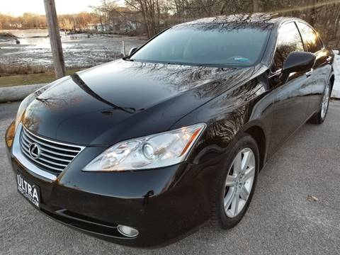 2007 Lexus ES 350 for sale at Ultra Auto Center in North Attleboro MA